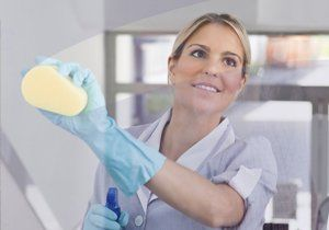 Our cleaning services include: